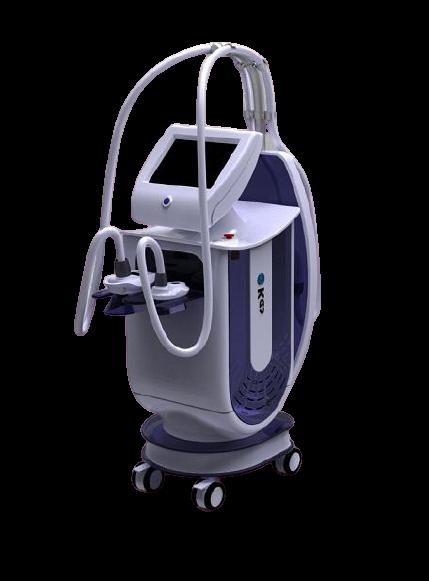 Апарат для кріоліполізу KES Med-340