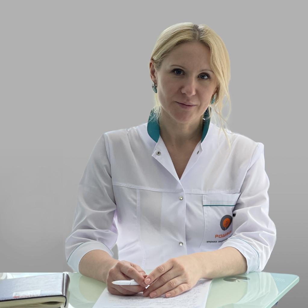 Світлана Романенко