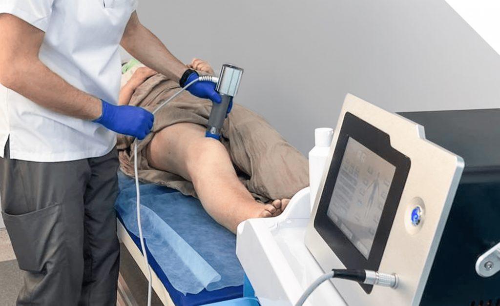 Ударно-хвильова терапія в травматології