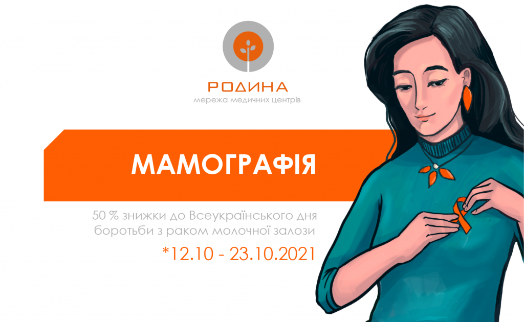 Мамографія